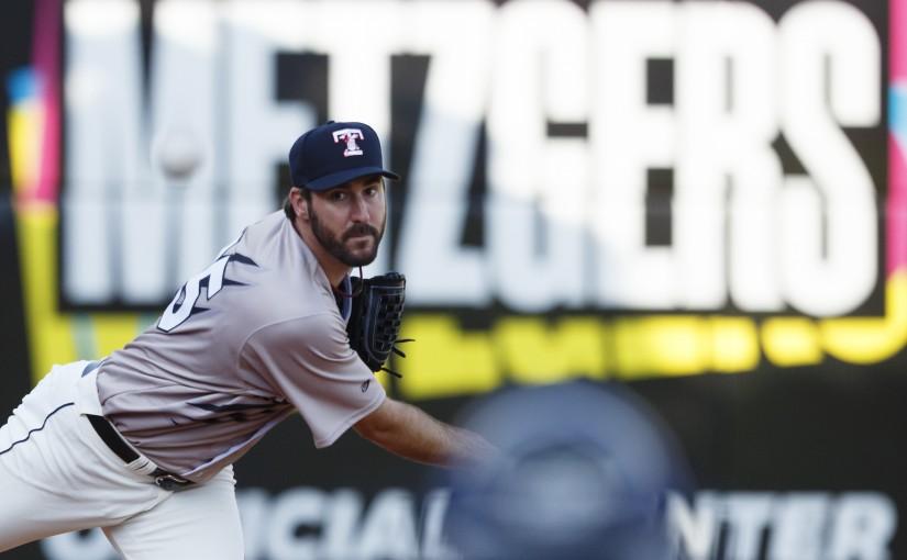 MLB: Justin Verlander Rehab Assignment Toledo
